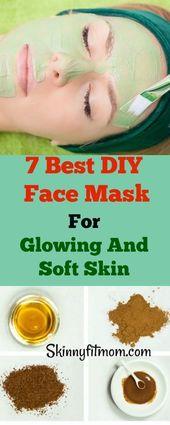 Die besten hausgemachten Gesichtsmasken zur Behandlung von Akne und Narben. Holen Sie sich eine strahlende, glatte Haut … – Blackheads Mask