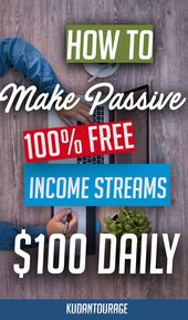 How to make over $100 each day! All you have to do…