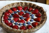 15 Red, White, and Blue Vegan Dessert Recipes for Your 4th of July Celebration