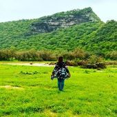The city of Salalah in Oman turns into a lush green heaven during the monsoon mo…