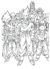 Dibujos Para Colorear De Goku 6 Dibujos De Dragon Dragones Dibujos Animados Sencillos