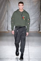 John Richmond Fall 2019 Menswear Fashion Show – Menswear FW 19