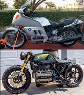 BMW Cafe Racer Brat Style EINMALIG   – Cafe racers