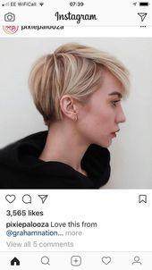 Kurzes Haar – Pixie Frisuren