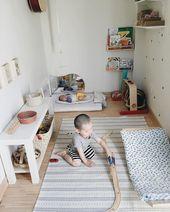 8 salles de bébé Montessori qui passent   – Aaa Waldorf/Montessori