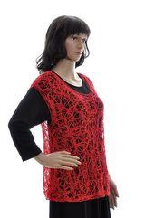 Tuniken –  Tunika  Bluse Crazy-Silk- Patchwork Leger – ein Designerstück von Se…