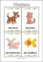 Sachunterricht Bild Von Leimersdorf In 2020 Haustiere Genaues