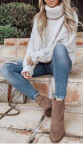 45 Modische Winter-Outfits, die jetzt zu tragen sind / 15 #Winter #Outfits #jetz