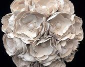 Porzellan Wandfliese Koralle handgefertigte Keramikfliesen Etsy   – Keramiek