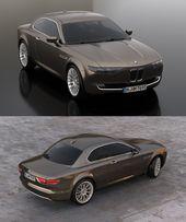 BMW CS VINTAGE CONCEPT by David Obendorfer