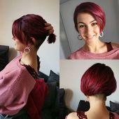 Ein kurzes Update zu meinen Haaren: ein bisschen müssen sie noch wachsen! Bevor sie dann wieder abgeschnitten werden! 💇🏽♀️😁 Kurzhaarf…