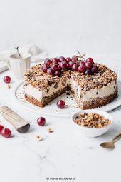 Trauben-Cappuccino-Torte – Einfach & Schnell – Süße Rezepte