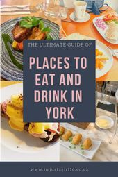 The Final Information Of Locations To Eat And Drink In York