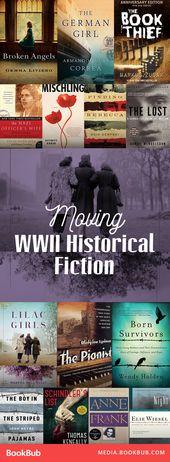 14 livres à lire pour le jour du souvenir de l'Holocauste  – Historical Fiction Books