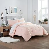 Ugg Devon Solid Full Queen Duvet Cover Set In Sunset Sunset Pink In 2020 Comforter Sets Sophisticated Bedroom Comfy Bedroom