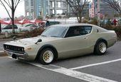 """Vater Kenmeri nutzt Instagram: """"# kgc110 #skyline #N …   – Nissan"""