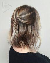 49 Super-Trendy schöne Frisuren für die Schule