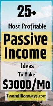 28 Passive Income Ideas to Make Money While You Sl…