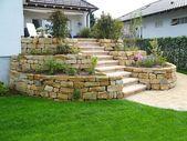 Größe der Steine okay,  #der #GartenGestaltungschatten #große #Steine
