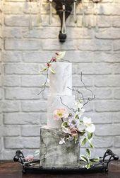 33 Simple, Elegant, Chic Wedding Cakes | Page 7 of 7 | Wedding Forward #simplewe…  – simple wedding trends