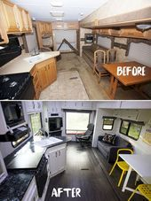 Easy Rv Remodels On A Budget: 15+ Before And After Pictures – Auto und Mädchen …
