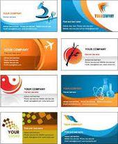 plantillas para tarjetas de presentacion