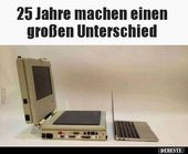 25 years make a big difference .. | Funny pictures, sayings, jokes, really funny