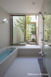 Photo of Bathroom Shower Layout