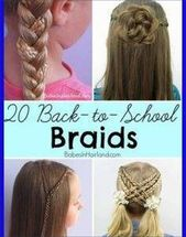 63 Braid Hairstyles Step By Step For School  Aokhoacdanunet