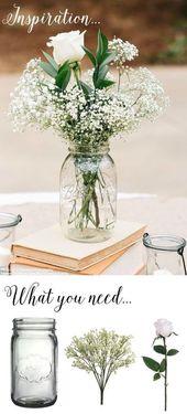 Idées de mariage rustique: 45 idées à couper le souffle pour votre grand jour