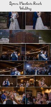 Hochzeitsfotografie auf der Spruce Mountain Ranch von Katie …