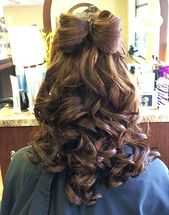 40 different homecoming hairstyles for short, medium and long hair,  #hair #Hair…