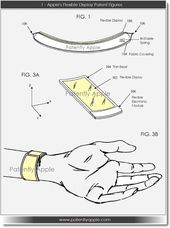 Apple Patent For A Wearable Bracelet Computer Arrives Just In Time – Since electronic devices such as mobile phones, tablets and computers have entere…