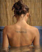 50 Tattoo-Ideen mit Schreiben Die Pfadfinderinnen #Die #ideen #mit #pfadfinder #…