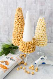 INSPIRATION Machen Sie Popcornbäume