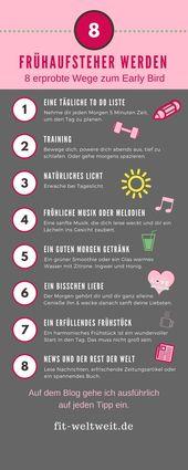 Früh aufstehen: 8 bewährte Möglichkeiten, sich einzuleben – Achtsamkeit & Meditation- Tipps & Übungen