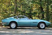 Beherrsche den Wind mit dem 1972er Maserati Ghibli SS 4.9 Coupé von Ghia   – Cars, Old