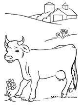 malvorlagen gratis kuh | aiquruguay