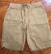 (eBay-Anzeige) JONES NEW YORK, Sport, Größe 10, Stretchband, Baumwolle / Elastan …   – Shorts