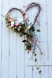 37 fresh spring wedding wreaths #fresh #from …