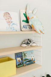 Kinderzimmer Ideen für Wohlfühl-Buden: So geht's! – Kinderzimmer