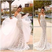 2020 Best Beautiful Lace Plus Size Dresses To Wear To A Wedding With Sleeves