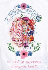 Bewusstsein für psychische Gesundheit – Mental health