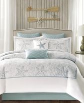 Harbor House Maya Bay 200-Thread Count 12  x 20  Oblong Decorative Pillow Bedding