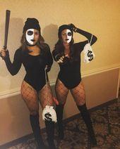 32 Die besten gruseligen Halloween-Kostümideen für Frauen   – Halloween