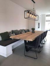 47 schöne Ideen für das Esszimmer – #das #Esszimmer #für #Ideen #Schöne