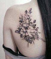 27+ ideas for nature tattoo shoulder inspiration, #Ideas #Inspiration #nature #S… – shoulder tattoo