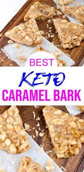 BEST Keto Candy! Low Carb Keto Caramel Bar Candies Idea – Sugar Free – Quick & Easy Ketogenic Diet Recipe – Completely Keto Friendly