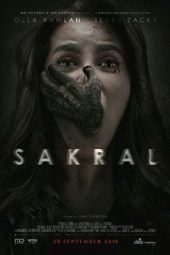 Sakral 2018 Horror Movie Posters Bioskop Film