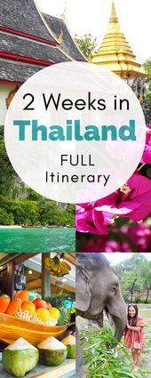 Auf der Suche nach den BESTEN zwei Wochen in Thailand! Ich habe Sie abgesichert! …   – Ásia | Sudeste Asiático